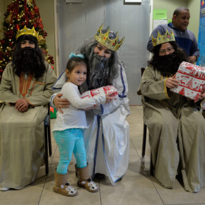 Three Kings Celebration